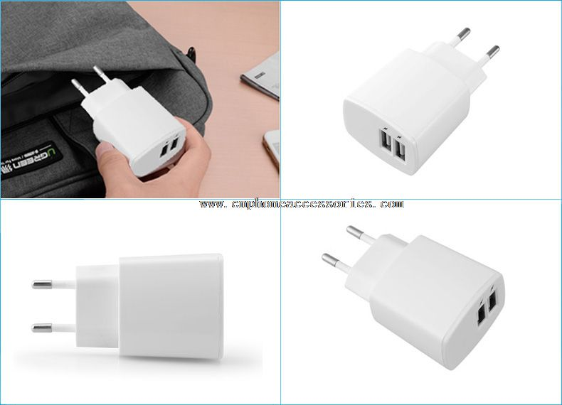 USB Charger Wtih 2 Port
