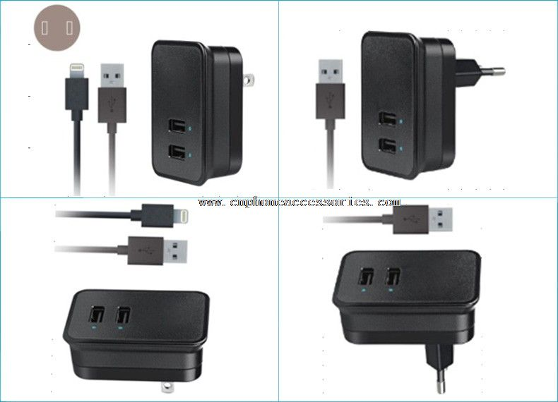 USB Wall Phone Charger