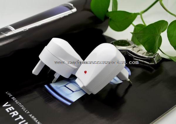 Wall charger 3 pin Uk EU plug