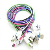 8-pin USB Data Sync Charge Cable images