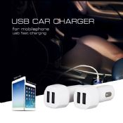 Multi 3.1A dual Usb Car Charger images
