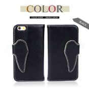 Leather Cellphone Wallet Case for Iphone6 images