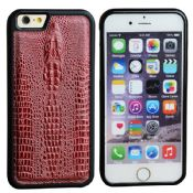 PC+TPU Leather Case Back Cover For Iphone 6 images