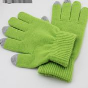 3 finger touch screen gloves images