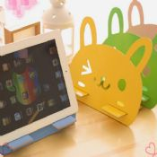 wooden animal phone stand holder images
