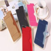 TPU Soft Protective Cases for iPhone 6 Case with Stand images