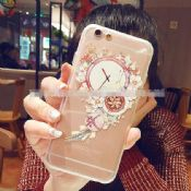 Ultra Thin Clear Soft Silicone Iphone 6 S Cover images