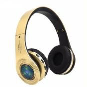 bluetooth wired or wireless headphone stereo with tails images