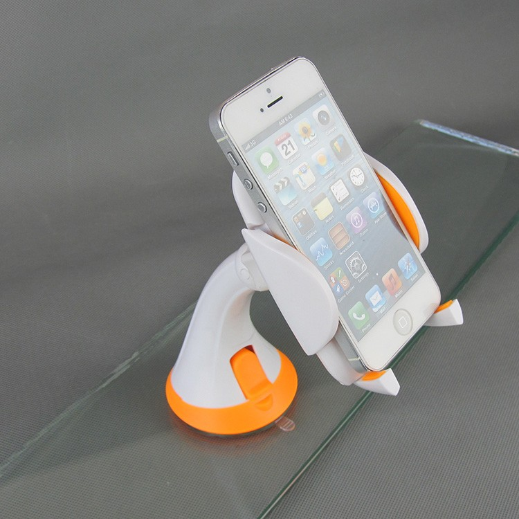 360 degree car phone holder